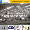 Complicado High Qualtity Easy Build Steel Structure Warehouse / Workshop / Hangar