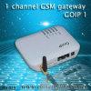 1 passagem da G/M VoIP da canaleta (GoIP-1)