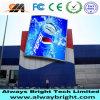 P10 que hace publicidad de la visualización de LED al aire libre a todo color
