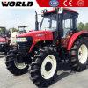 4WD de hydraulische Tractor van het Systeem van de Controle 110HP (WD1104)