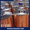 Emaillierter kupferner plattierter Aluminiumdraht (kupferner Inhalt 10-40%)