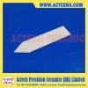 Lamierine di taglio di ceramica di Zirconia di precisione