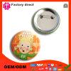 Divisa redonda publicitaria promocional del botón del Pin de la insignia de encargo del regalo
