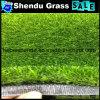 herbe artificielle de la couleur 130stitch verte avec le prix bon marché