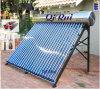 Inox SUS304加圧される直接の外タンクヒートパイプの太陽給湯装置