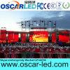 Muestra de alquiler a todo color al aire libre de la pantalla de visualización de LED de la alta calidad P8 SMD