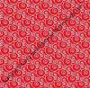 El color rojo prepintó el acero galvanizado con la impresión de la flor para el edificio adorna
