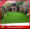 Koop Omheining van de Tuin van het Gras van China van de Vorm Direact de Kunstmatige voor Tuin