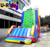 Gigante, deportivo, inflable, escalar, pared, gimnasio