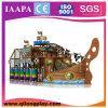 Campo de jogos macio interno das crianças da boa qualidade (QL-1108A)