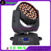 DJ 36X12W Zoom Wash LED Moving Head Light (LY-360M)