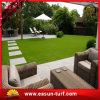Goede Kwaliteit die Kunstmatig Gras voor de OpenluchtDecoratie van de Tuin modelleren