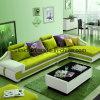 Sofà moderno del tessuto della mobilia domestica (UL-NS177)