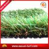 Tappeto erboso sintetico artificiale dell'erba per la decorazione del giardino di paesaggio