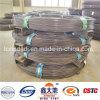 filo di acciaio concreto di spirale di taglio di tensionamento dell'alberino di 4mm-10.5mm