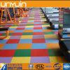 De vinyl Plank, VinylVloer, Hexagon Vinyl van het Ontwerp van de Oppervlakte van de Steen klikt