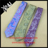 Moda masculina Woven Jacquard Perfect Knot China Factory Gravata de seda