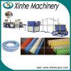 Ligne de production de tuyau en spirale en PVC / Ligne d'extrusion de tuyauterie de 13 à 50 mm / Extrudeuse en plastique