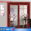 Puerta deslizante de cristal del diseño del precio de lujo de Resonable hecha en China
