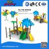 Strumentazione esterna prescolare del campo da giuoco di nuovo disegno, elementi del gioco di bambini