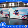 Écran de visualisation polychrome extérieur de la publicité commerciale de P6 SMD3535 DEL