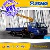 Gru XCMG del camion di Foton che infila la gru montata camion Sq4sk2q dell'asta