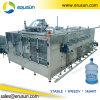 Llenado automático de la máquina de 5 litros de agua mineral natural