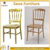 Heißer Verkaufpreiswerter stapelbarer Aluminiumnapoleon-Stuhl für Verkauf