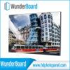Nuovo blocco per grafici sviluppato della foto del metallo di disegno alimentabile per i comitati di alluminio della foto di Wunderboard HD