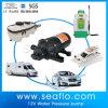 Pomp de met duikvermogen van de Dieselmotor van Kubota van de Pomp van het Water