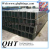 빈 Section Black 또는 Galvanized Rectangular Steel Pipe