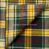 Fabbricato 100% di Shirting della saia tinto filato della flanella di cotone