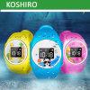 IP68 Waterproof o relógio do GPS dos miúdos das crianças SOS