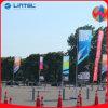屋外の飛行の旗のアルミニウム旗竿(LT-14)