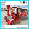 Парк атракционов Rides малышей для Sale Trackless Train Ride Classical Antique Train