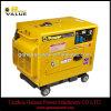 Generador diesel portable portable del movimiento fácil pequeño