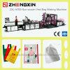 Recicl o saco U-Cortam o saco que faz a máquina Zxl-A700