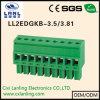 Pluggable разъем терминальных блоков Ll2edgkb-3.5/3.81