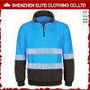 Зима куртки безопасности видимости оптовых изготовленный на заказ людей высокая