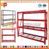産業金属の頑丈な倉庫の金網パレットラック(Zhr157)