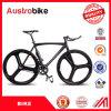 Liga Titanium bicicleta reparada da engrenagem com componentes europeus para a venda com sela de couro
