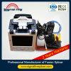Máquina de emenda da fibra do cabo de telefone do cabo da tevê
