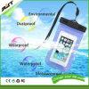 Bolsa impermeable promocional barata protectora del teléfono celular del agua al aire libre