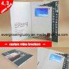 поздравительная открытка 2.4-10.1inch LCD подгонянная экраном видео-