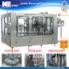 Machine de remplissage de bouteilles de l'eau de seltz/animal familier de boissons