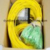 des Input-1.5meters und der Ausgabe optischer Teiler Kabel 3.0mm ABS des Paket-1X16
