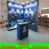 Sistema portátil do alumínio da cabine da exposição da feira profissional