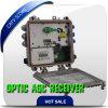 Vertice ottico dell'interno Receiver/CATV 2 della fibra di FTTH di modo ottico del cavo