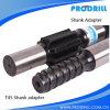 T38, T45, Top Hammer Drill를 위한 T51thread Shank Adapter