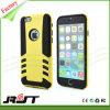 Caja de goma del teléfono del diseño de Rocket para el iPhone 6/6s más (RJT-0137)